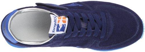 Kangaroos Combat, Baskets mode homme Bleu (navy/royal 441)