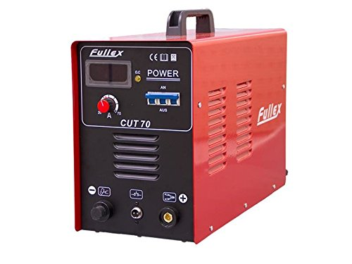 FULLEX CUT 70 Profi Plasmaschneider mit Toshiba V- Mofset Technologie, schneiden bis 25 mm