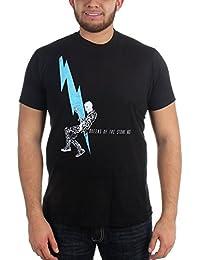 Queens Of The Stone Age - Queens of the Stone Age - Hombre Rayo Tío Camiseta cabida en Negro