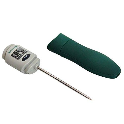 Big Green Egg Digitales Thermometer zum Überwachen der Kerntemperatur