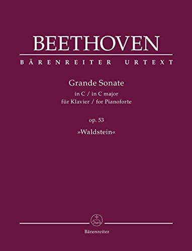 Grande sonate Op.53 en do majeur Waldstein (Aurore) --- Piano