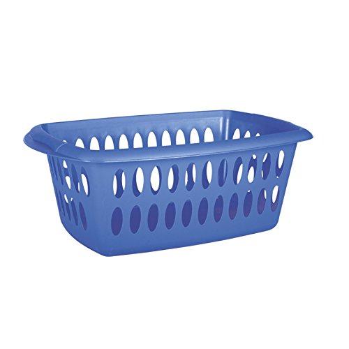 Juypal Wäschekorb, blau, 1 Stück