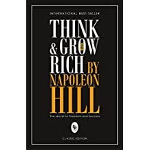 Think & Grow Rich by Napoleon Hill - Paperback