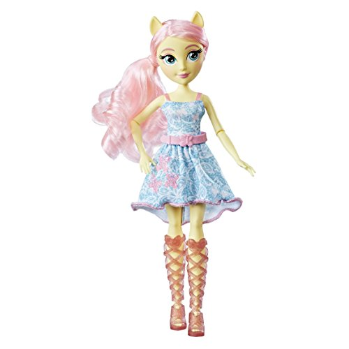 My little Pony E0666EL2 Equestria Girls Flutter Shy Classic Style Puppe