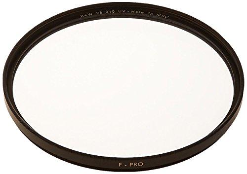 B+W UV-Haze- und Schutz-Filter (95mm, MRC, F-Pro, 16x vergütet, Professional)