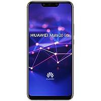 Huawei Mate 20 Lite Smartphone débloqué 4G (Ecran : 6,3 pouces - 64 Go - Double Nano-SIM - Android) Or