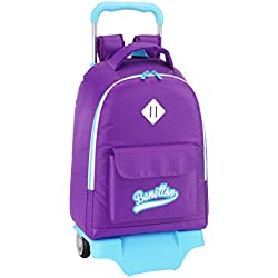 Carro Benetton - 32 x 43 cm, color morado (Safta 611552160)