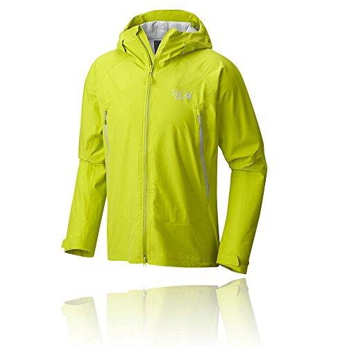 Mountain Hardwear Quasar Lite Veste Imperméable Homme green
