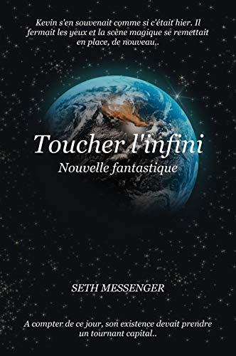 Couverture du livre Toucher l'infini: Nouvelle fantastique