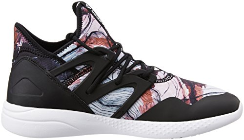 Reebok Hayasu black-white-graphic