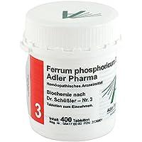 Biochemie Adler 3 Ferrum phosphoricum D 12 Adl.p. 400 stk preisvergleich bei billige-tabletten.eu
