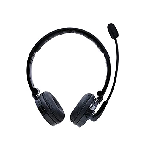 Willful M20 Mehrpunkt Drahtlose Bluetooth Kopfhörer Faltbar Over Ear Stere Headset mit Mikrofon Lautstärkeregelung Freisprechen für iPhone, Samsung, iOS und Android Handys Laptop