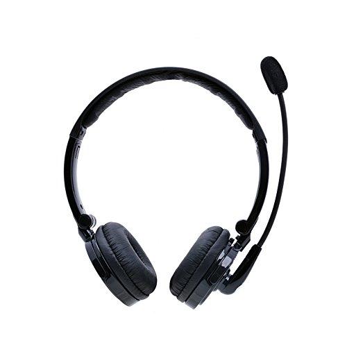 Willful Casque Bluetooth Sans fil, Casque Audio Bluetooth Oreillette Bluetooth avec Micro pour iPhone Android Téléphone