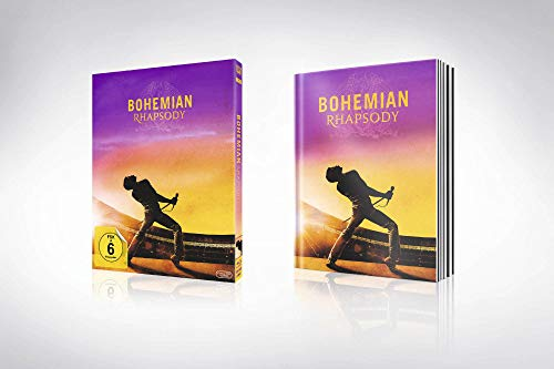 Bohemian Rhapsody Artbook [Blu-ray] [Limited Edition]