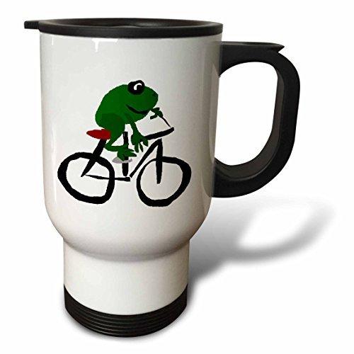 statuear-rana-riding-bicycle-in-acciaio-inox-14-ounce-tazza-da-viaggio