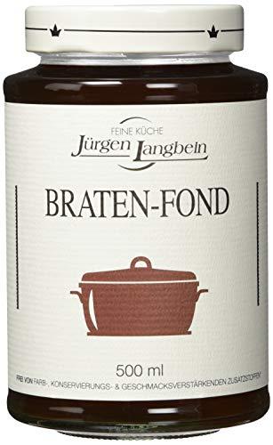 Jürgen Langbein Braten-Fond, 6er Pack