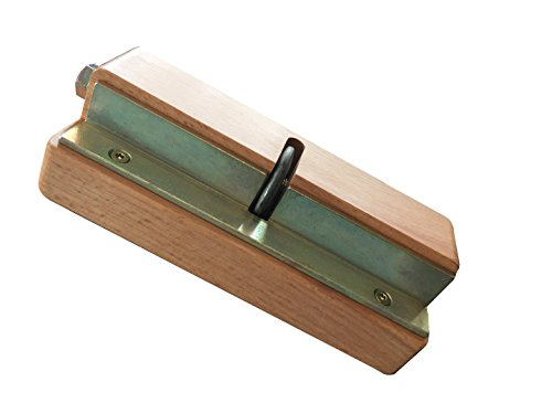 GM Ziehklingengratzieher aus Rotbuchenholz, Entgrater zum Abziehen, Glätten und Entgraten aus Holz GM - Qualität