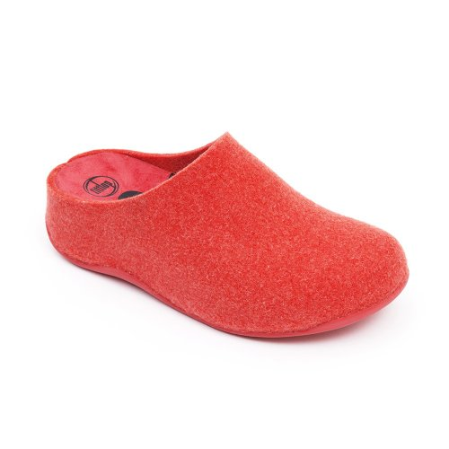 Fitflop, Zoccoli donna Rosa (Punch Pink)