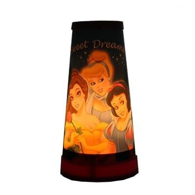 DISNEY PRINCESS Kinderlampe Nachttischlampe Nachtlicht Tischlampe Kinderzimmer Lampe von Disney auf Lampenhans.de