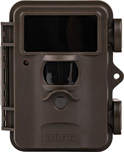 Dorr Kamera für Wildtiere, 8 MP, IR-TFT, Schwarz