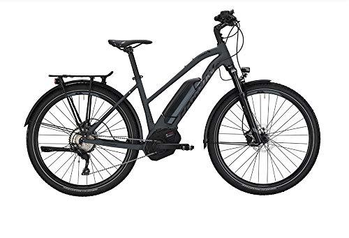 Conway EMC 627 Damen E-Bike 500Wh E-Mountainbike Elektrofahrrad Grey matt/Black 2019 RH 40 cm / 27,5 Zoll