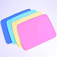 MK Reusable Absorbent Kitchen and Car Cleaning Magic Towel (Assorted, G1347) - Set of 2