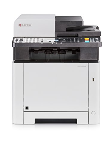 Imprimante laser couleur Kyocera Ecosys M5521cdw. Multifonction: copie, scanner, fax. Impression wifi smartphone, tabl