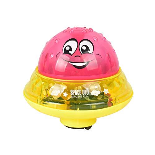 SUNFANY Kinder Badespielzeug, Spray Wasser Kann Treiben Drehen Mit Dusche Pool Spielzeug für Kleinkind-Party - Multicolor- B