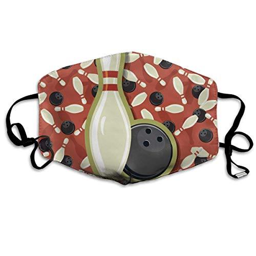 Mund Maske, Face Mask, Comfortable Material Windproof Face Mask Unisex Halloween Pumpkin Jack-o-Lantern Warm Fashion Washable Mund Maske, Anti-dust Face Mask for Men and Women (Maske Jack O Lantern)