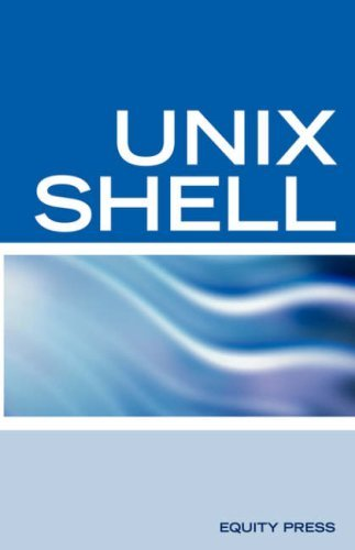 Unix Shell Scripting Interview Questions, Answers, and Explanations: Unix Shell Certification Review by Terry Sanchez-Clark (2007-01-09)