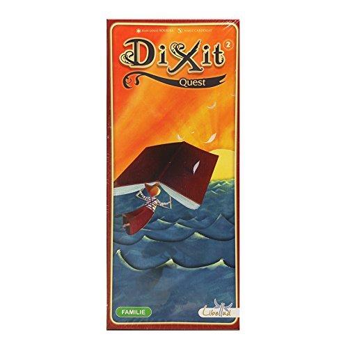 Unbekannt Libellud 001622 - Dixit 2 Big Box, Brettspiel