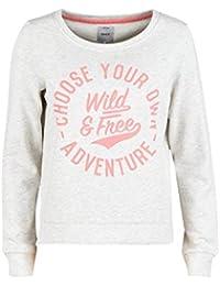 Sweatshirt Only Love Me Grey
