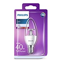 Philips 929001206058 Led Mum Ampul B35 E14, 40 Watts