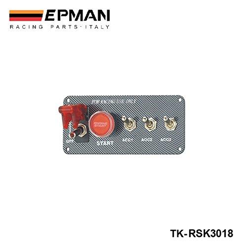 tansky - Voiture électronique Racing Étui à rabat d'accueil de Switch Kit/Interrupteur Panels/Z š ¹ ndung/zubeh ? R TK de rsk3018