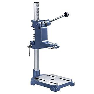 kwb PROFI Bohrständer für Bohrmaschinen mit Eurohals Durchmesser 43 mm - für exakte Bohrungen und Fräsungen