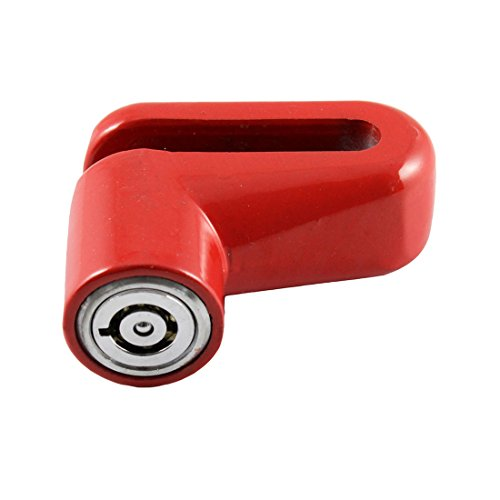 Fangfeen Fahrrad-Rad-Verschluss-Roller-Fahrrad-Motorrad-Sicherheits-Scheibenbremse Felgenschloss
