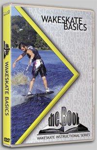 DVD - The Book Wakeskate: Basic Techniques - Wakeskate Wakeboard