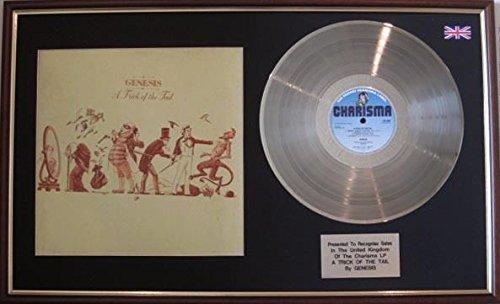 Genesis-LP CD & Platinum-Cover della coda un dolcetto