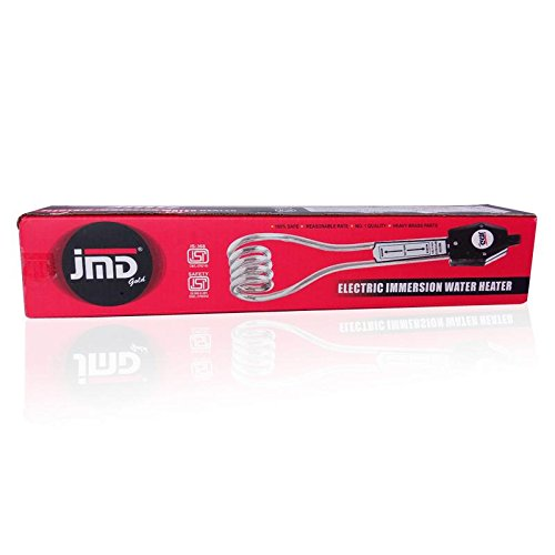 JMD Gold 1500W Immersion Heater Rod (Black, ECAELEC002)