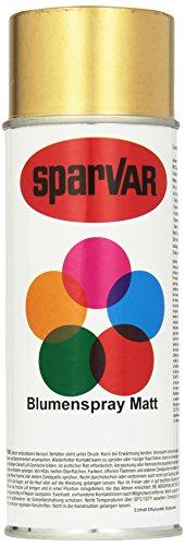 SparVar 6000855 Antikgold Blumenspray