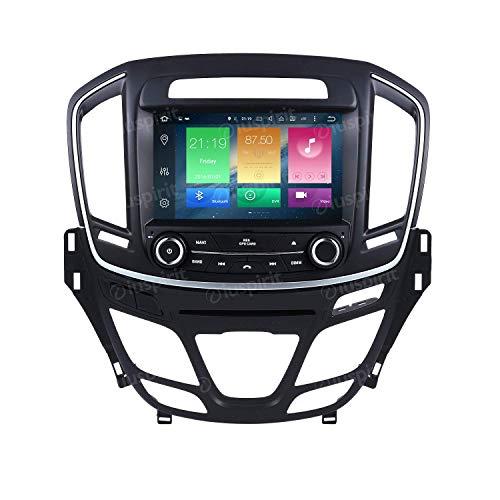 Android 8.0 GPS DVD USB SD WI-FI Bluetooth MirrorLink Autoradio, Opel Insignia 2013, 2014, 2015, 2016, Buick Regal Vauxhall Insignia (Fm Am Cd-regal-system)