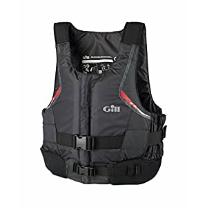 Gill Pro Racer Front Zip Buoyancy Aid Graphite 4917 Sizes- - Small
