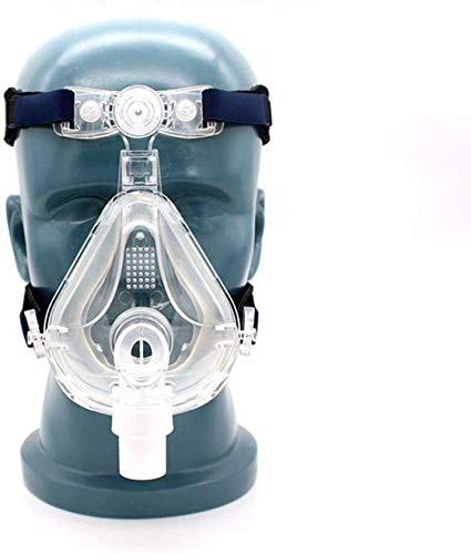 HOMEDAI Nasenkissen CPAP-Maske Schlafmaske Geeignet für Schlaf-Schnarch-Apnoe-Geräte,M