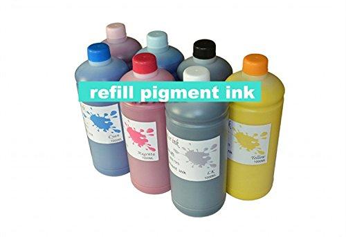 GOWE refill Pigmenttinte .refillable Tintenpatrone mit chip-resetter für Pro 9600, Druckertinte, Nachfüllset