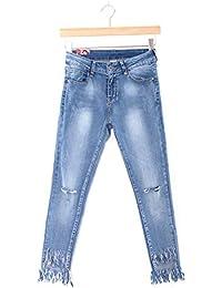 Suchergebnis auf für: fransen hose Jeanshosen