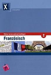 Lernbox Französisch 2: Wörter lernen und nachschlagen. Arbeitsheft