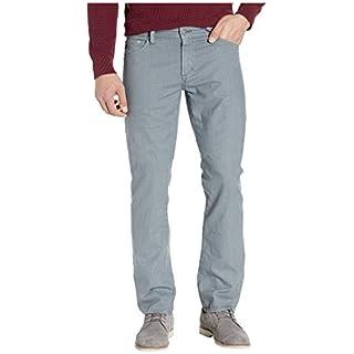 AG Adriano Goldschmied Men's The Graduate Tailored Leg Linen Pant