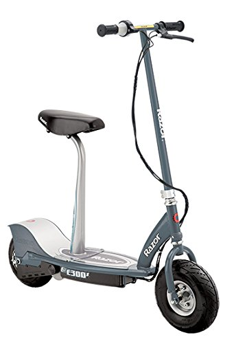 Razor 13173815 - patinete Scooter eléctrico, color gris