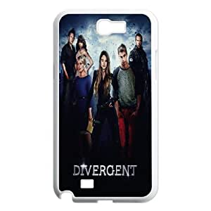Custom Case Divergent for Samsung Galaxy Note 2 N7100 O3S5237840