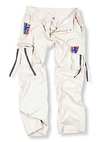 nebulus-pantaloni-cargo-uomo-boomer-beige-beige-m